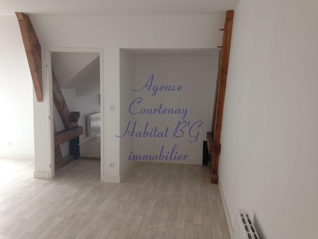 Appartement COURTENAY (45320) COURTENAY HABITAT B'G IMMOBILIER